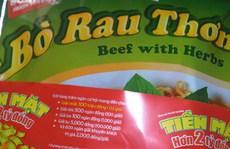 Bộ Công thương nói về vụ ăn mì tôm trúng 100 triệu đồng