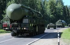 Nga sắp tập trận tên lửa chiến lược