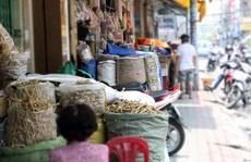 Cận cảnh phố thuốc Bắc lớn nhất Sài Gòn