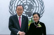 Việt Nam có tân đại sứ tại Liên Hiệp Quốc
