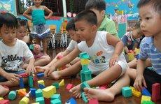 TP HCM: Tăng trẻ mầm non tại trường công lập