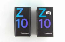 BlackBerry Z10 hàng dựng xuất hiện ở TP HCM