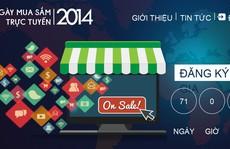 Việt Nam sắp có ngày mua sắm trực tuyến đầu tiên