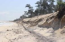 """Biển 'ngoạm' xóm làng: Trả giá vì """"bức tử"""" thiên nhiên"""