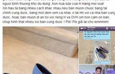 Đàm Vĩnh Hưng 'nóng' chuyện mất giày!