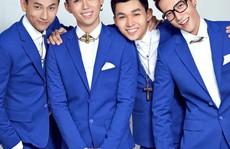 Đa sắc nhóm hát tranh Giải Mai Vàng 2014