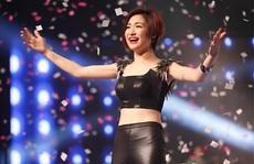 Hòa Minzy đoạt quán quân của Học viện ngôi sao