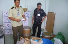 Sữa kém chất lượng tấn công trường mầm non