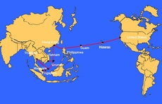 Đứt cáp quang AAG, internet Việt Nam bị ảnh hưởng