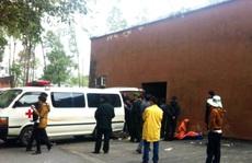 Cháy lò than, 6 công nhân tử nạn
