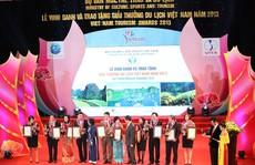 TST tourist nhận giải thưởng Du lịch Việt Nam 2013