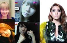 """Ca sĩ Hàn Quốc """"lột xác"""" kinh ngạc sau trang điểm"""