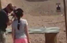 Tập bắn súng, bé gái 9 tuổi bắn chết người hướng dẫn