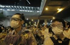 Người biểu tình 'vây kín' trụ sở chính quyền Hồng Kông