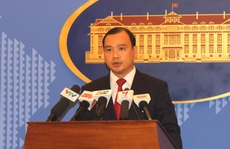 Việt Nam luôn theo dõi sát diễn biến vụ kiện Biển Đông