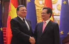 Tạo đột phá trong quan hệ Việt Nam - EU