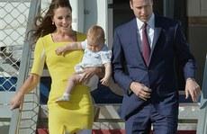 Anh: Công nương Kate mang thai lần hai