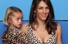 Thiết kế bikini cho trẻ, Liz Hurley bị chỉ trích dữ dội