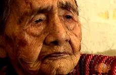 Cụ bà Mexico thọ kỷ lục 127 tuổi nhưng mất giấy khai sinh