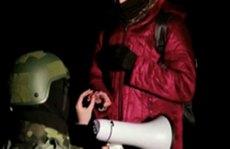 Ukraine: Người biểu tình mặc áo chống đạn cầu hôn người yêu
