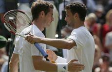 Nadal bị loại sớm, Murray thoát hiểm ngoạn mục trước Dimitrov