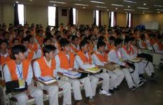 Kiểm tra tay nghề cho lao động sang Hàn Quốc