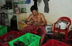Thực hư 'cua biển Cà Mau' siêu rẻ
