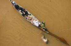 Phát hiện xác chết nổi tại cầu Nguyễn Văn Trỗi