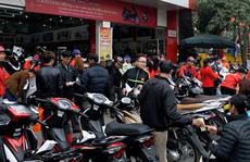 Hà Nội: Hết tháng Ngâu, xe máy rục rịch tăng giá