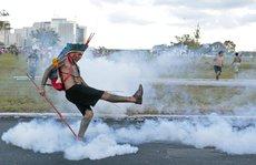 Đến lượt người da đỏ đòi tẩy chay World Cup 2014