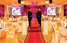 Sôi động cuộc đua nhà hàng tiệc cưới