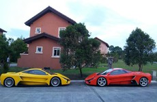 Sinh viên Philippines chế tạo chiếc siêu xe đầu tiên