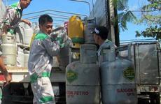 Giá gas đồng loạt tăng