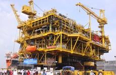 Hạ thủy, xuất khẩu giàn dầu khí sang Ấn Độ