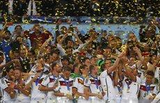 Nhìn lại khoảnh khắc đăng quang của tuyển Đức