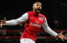 Huyền thoại Henry của Arsenal tuyên bố 'treo' giày