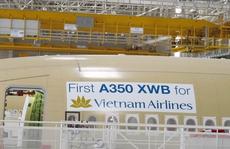 Cận cảnh máy bay có giường nằm, wi-fi của Vietnam Airlines