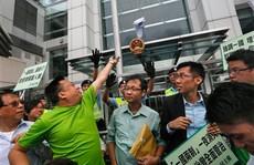 Người Hồng Kông phản ứng sách trắng Trung Quốc