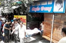 Vụ cháy tiệm hớt tóc, chết người ở Bình Dương: Đâm nhân tình rồi tự thiêu