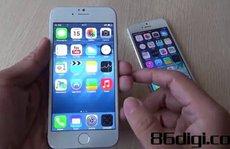 Bản dựng iPhone 6 hoàn chỉnh nhất