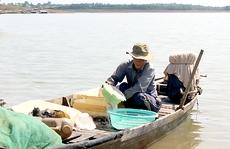 Mùa cá trên hồ Trị An
