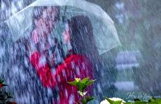 Lần đầu tiên tôn vinh mưa Đà Lạt