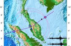 Vụ máy bay Malaysia mất tích: Phát hiện địa chấn dưới đáy biển