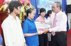 Xây dựng, sửa chữa 245 căn nhà cho công nhân nghèo