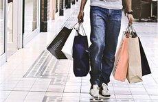 Khi chàng nghiện mua sắm