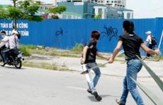 Ngăn chặn 40 thanh niên hỗn chiến với 'đồ chơi' nguy hiểm