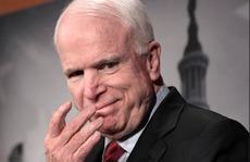 John McCain là thượng nghị sĩ bị ghét nhiều nhất