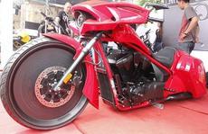 Cuối tuần đi ngắm lễ hội mô tô khủng ở Sài Gòn