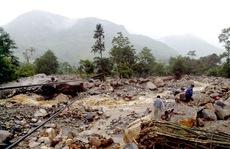 Nguy cơ lũ quét, sạt lở đất ở nhiều tỉnh miền Bắc sau bão Kalmaegi