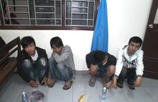 Công an tóm gọn một 'đàn anh' ở Bảo Lộc